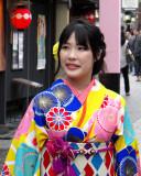Higashi Chaya Geisha Area, Kanazawa,Japan