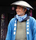 Happy guy - Kanazawa,Japan