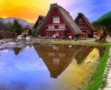 Historic Villages of Shirakawa-go, Gifu Prefecture,Japan