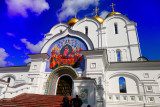 The Assumption Cathedral, Yaroslav,Russia