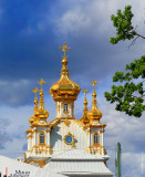 The Catherine Palace,St. Petersburg, Russia
