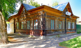 Home in Kostroma, Russia, located at about 400 km from the Capital