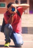 'Aggressive' Street Photographer  :-)
