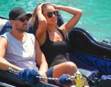 Romance in Venice, the honeymoon city