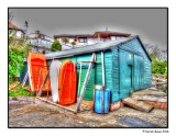 The Dinghy Shed