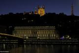 Lyon, basilique Fourvière et cathédrale Saint Jean