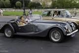 7ème traversée estivale des vieilles voitures de Paris