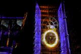 Strasbourg, la cathédrale illuminée