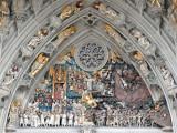 Entrance. Berne Cathedral.