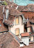Rooftops. Berne.