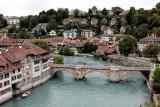 Aare River. Berne.