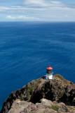 Makapu'u Point Lighthouse. Oahu.