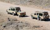 Ultimate Safaris Land Runners