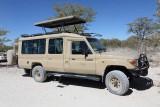 Ultimate Safaris Modified Toyota Land Runner