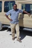 Arnold Tsaneb. Ultimate Safaris Nature Guide. Road Scholar Group Leader.