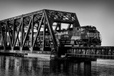 Norfolk Southern over the River