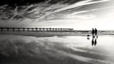 Pier and Sky