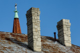 Roof and Spire