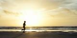 A Jog at Sunrise