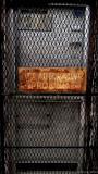 Caged Door