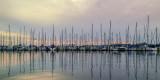 Holiday Marina under Overcast Skies
