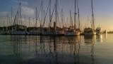Ortega Yacht Club Marina at Dawn
