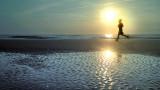 Runner in the Sun