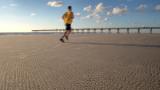Run to the Pier