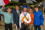 Small Group at Graduation