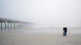 Xmas Eve Fog at the Beach 2