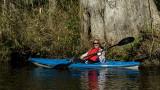 Haley on Lofton Creek