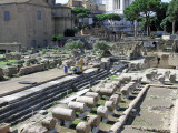 Arranging the ruins