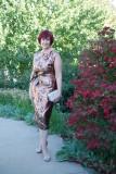 Marfy #1128 Autumn Cocktail Dress
