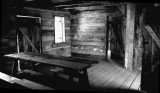 Inside Abner Hollow Cabin