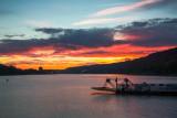 Sunrise Anderson Ferry