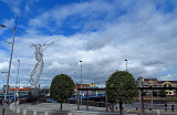 Beacon of Hope Thanksgiving Statue, Belfast