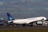 GARUDA INDONESIA AIRBUS A330 300 SYD RF 1576 28