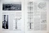 Plan du projet du puits artésien