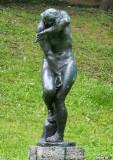 Shy modesty by Antun Augustincic (1900-1979
