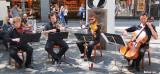Musicians Playing Strauss