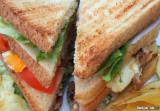 Breakfast Club Sandwich
