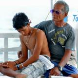 Banca boatmen, from Maya to Malapascua DSC_8513.JPG