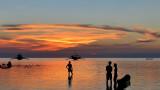 Sunset, Logon Beach   DSC_8622.JPG
