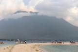 Mt Hibok-Hibok from White Island   DSC_9005.JPG