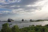 Mississippi River Rising June 15, 2014