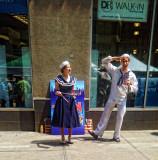 Prmoting a broadway show