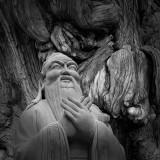 Confucius he say....