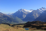 Eiger - Moench - Jungfrau