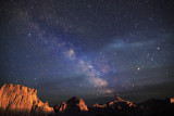 Badlands Milky Way II