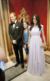 Will & Kate (and some random kid)